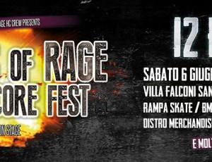 Scars of Rage Hc fest: il primo grande evento della Scars of Rage Crew
