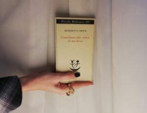 """Benedetto Croce, """"Contributo alla critica di me stesso"""" // StaradioInLettere // Recensione"""